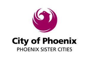 City of Phoenix Sister Cities Logo