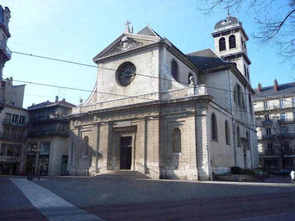 Eglise Saint Louis à Grenoble