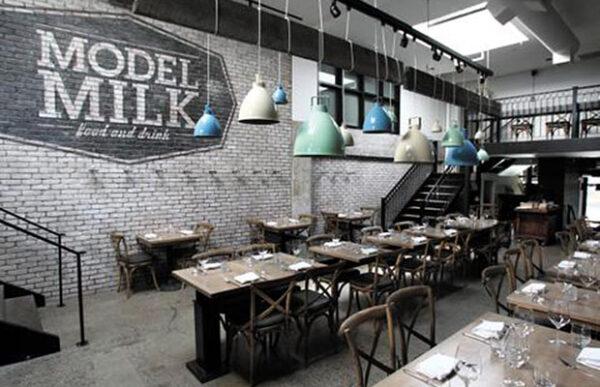 Model Milk Restaurant