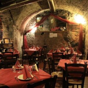 A putia dell'Ostello Restaurant