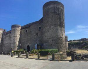 """Museo Civico """"Castello Ursino"""""""