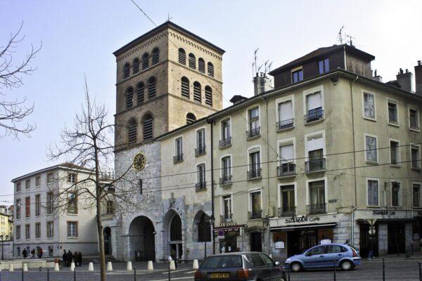 Cathédrale Notre-Dame de Grenoble
