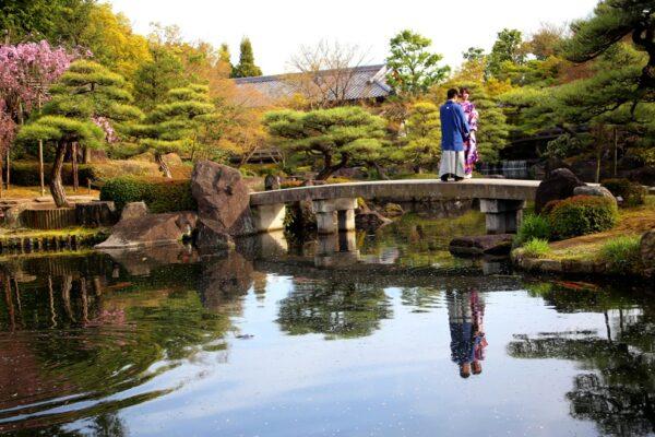 Kōkō-en Garden