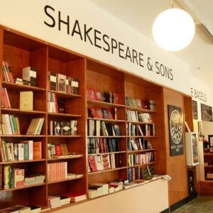 Shakespeare & Sons Bookstore