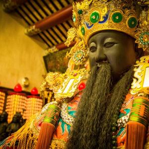 Xiahai City God Temple